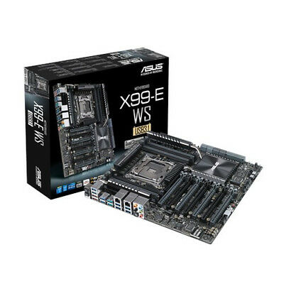 ASUS X99-E WS/USB 3.1 - Workstation Motherboard - 2011 - X99 USB 3.1 NEU OVP