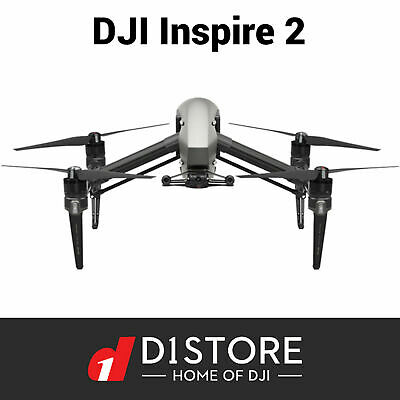 DJI Inspire 2 Australian Stock Full DJI Warranty Compatible with X4S, X5S & X7