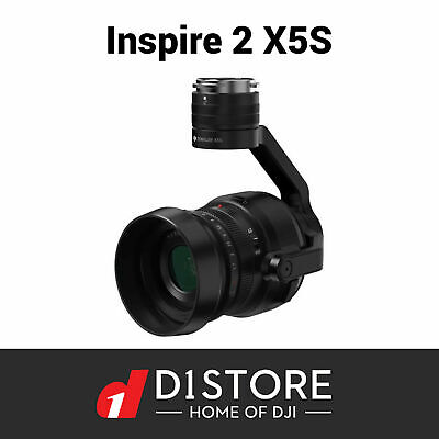 DJI Zenmuse X5S Camera (for DJI Inspire 2) Australian Stock & Warranty