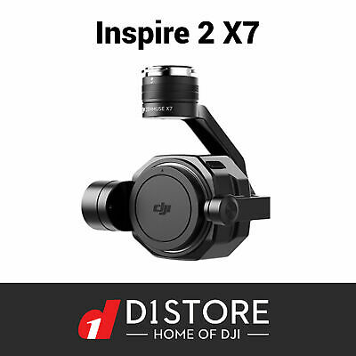 DJI Zenmuse X7 Camera Excluding Lens (for DJI Inspire 2) Aus Stock & Warranty