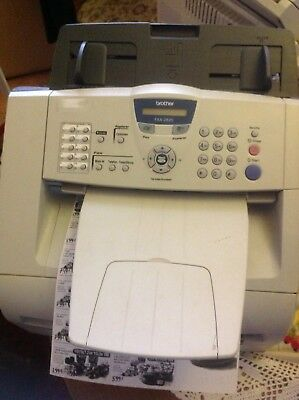 Brother  Laser Fax -2820