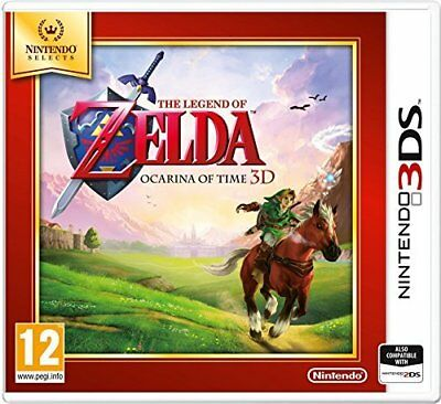 Nintendo 3DS Spiel The Legend Of Zelda Ocarina Of Time 2DS kompatibel NEUWARE