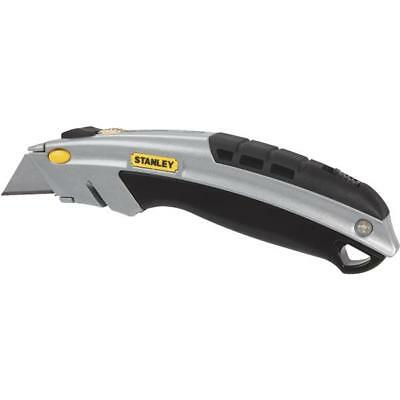 Stanley Curved Handle Quick Change Utility Retractable Knife 10-788