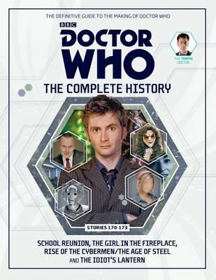 Doctor Who The Complete History:Vol 52 10th Doctor***NEW***Hardback***FREE P&P**