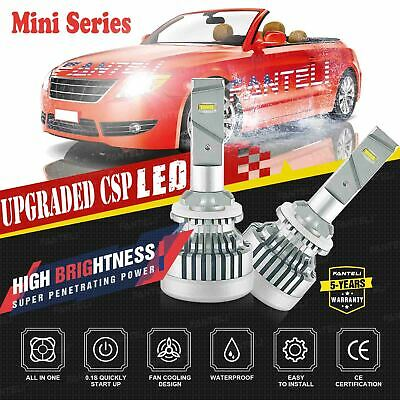 880 881 892 893 CREE LED Fog Bulb Lamp Conversion Kit 1500W 225000LM 6000K White