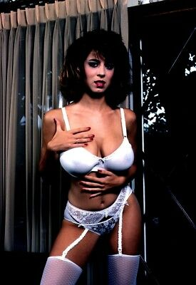 2453,8.5 X 11 inch color photograph print on glossy paper, Christy Canyon