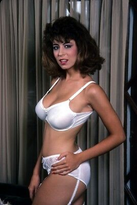 25755,8.5 X 11 inch color photograph print on glossy paper, Christy Canyon