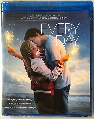 New Sealed Every Day Blu Ray Free World Wide Shipping Buy It Now Everyday Love