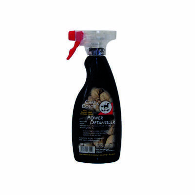 Leovet Power Detangler For Dark Horses Equine Horse Grooming