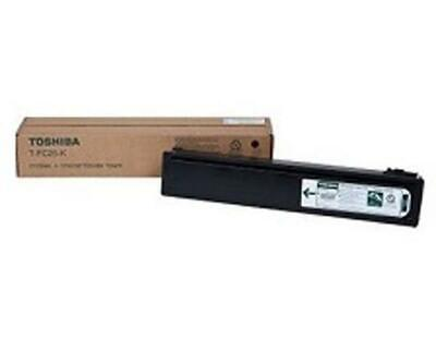 GENUINE Toshiba TFC25 Black Copier Toner Cartridge