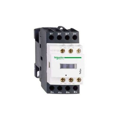 Schneider Electric LC1DT25P7 TeSys 4 Pole Contactor 25A AC1 230-240VAC Coil