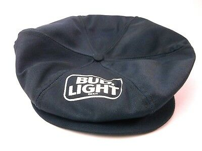 Rare! Vintage Bud Light Button Bill Cap Beer Driver Hat