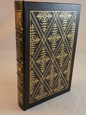 The Easton Press - To Conquer Hell Edward G. Lengel Leather Bound Like New