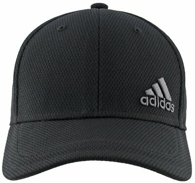 Adidas Release Stretch Fit Black/Onix Baseball Cap