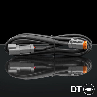 1.5m Wiring Extension cable Deutsch DT connector STEDI Light harness