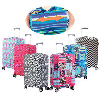"Morigins Fashion Durable Luggage Suitcase Cover Elastic Protector for 22""-26"""