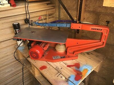 Hegner Scroll Saw - Multi Quick , Good Clean Condition