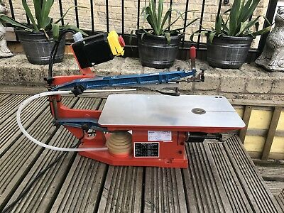 Hegner 2s scroll saw / fret saw free delivery in uk or gsp very good