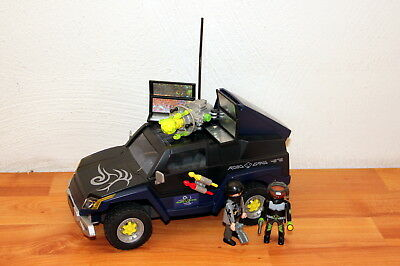 Playmobil: 4878 Top Agents - Robo-Gangster SUV
