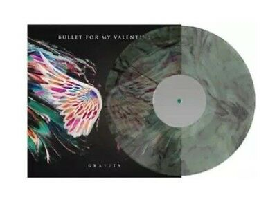 "Vinyl LP ""Gravity"" von Bullet for my Valentine, Limited Edition 100 Stück, EMP"