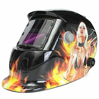Welding Mask Hood Welding Helmet Solar Automatic Face Protection P9Q3