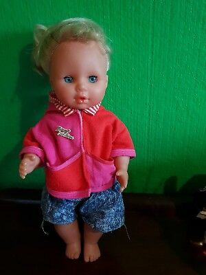 Max Zapf 1993 doll with hair