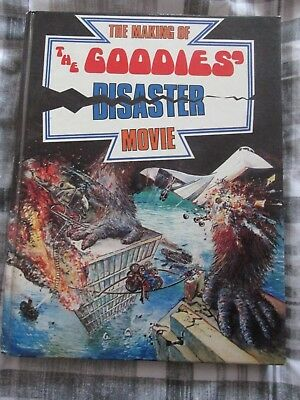 The Making Of The Goodies Disaster Movie Annual