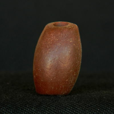 KYRA MINT - ANCIENT Jasper BEAD - 21.2 mm LONG - NEOLITHIC Age - Sahara