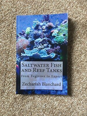 Saltwater Fish And Reef Tanks Book