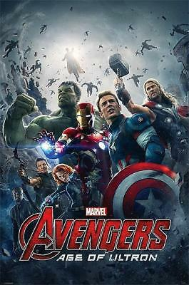 Avengers Age of Ultron : One Sheet - Maxi Poster 61cm x 91.5cm new and sealed