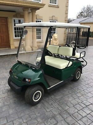 Yamaha 4seater Golf Buggy/ Shuttle Electric 48V with Charger