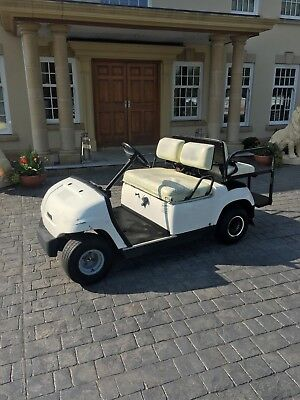 Yamaha Golf Buggy 4 seater Petrol