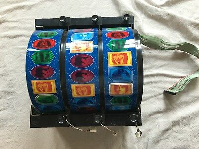 Very Rare Star Wars Pachislo Slot Machine Reels