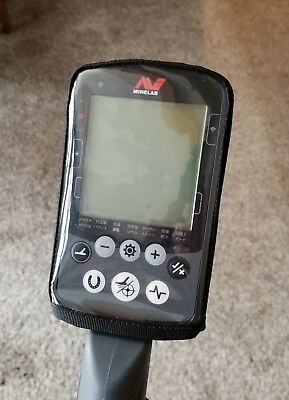 Minelab Equinox 600, 800 Metal Detector Screen & Touchpad Protector Cover USA