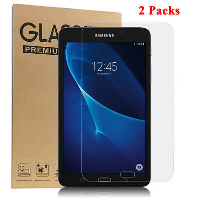 Tempered Glass Screen Protector for Samsung Galaxy Tab A 7.0 SM-T280 [2 Pack]