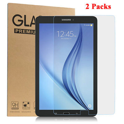 Tempered Glass Screen Protector for Samsung Galaxy Tab E 8.0 SM-T377 [2 Pack]
