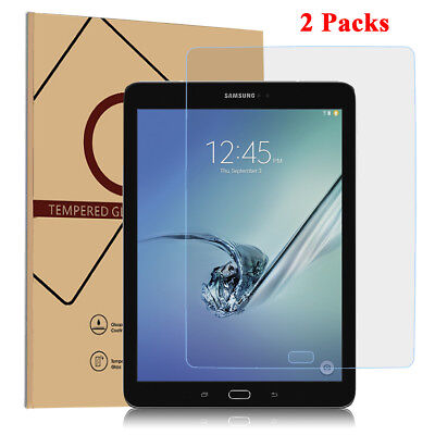 Anti-Shatter Tempered Glass Screen Protector For Samsung Galaxy Tab S2 9.7 T817V