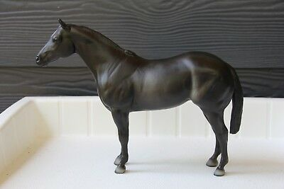"""Breyer Horse Lady Phase 2002 LE """"Quo Vadis"""" #1195 Near Mint Condition"""