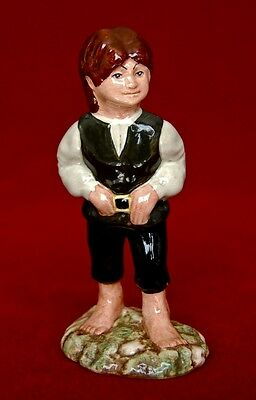 """ROYAL DOULTON """"FRODO"""" Lord Of The Rings MIDDLE EARTH Made In England"""