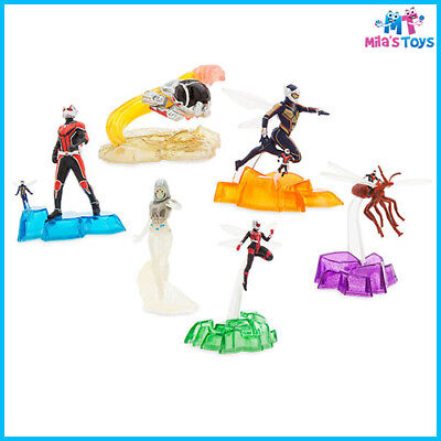 Disney Ant-Man and The Wasp 6 piece Figure Play Set brand new