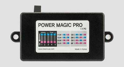 BlackVue Power Magic Pro Vehicle Battery Discharge Prevention for Parking Mode