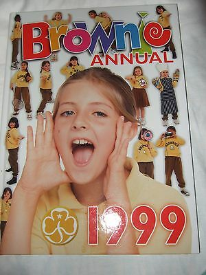 The Brownie Guide Annual 1999 (Annuals) By  Alice Forbes