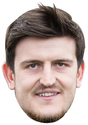 Harry Maguire (World Cup 2018) Cardboard Face Mask