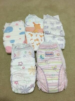 5 x Extra Large nappies ABDL new adult nappies