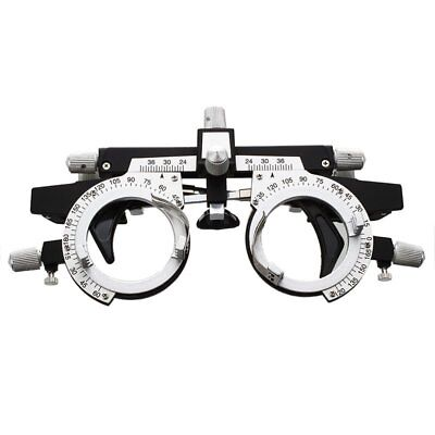 Optical Optic Trial Lens Frame Eye Optometry Optician S5W6