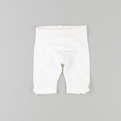 Leggins color Blanco marca Zara 12 Meses