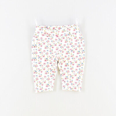 Leggins color Blanco marca Baby Club 6 Meses