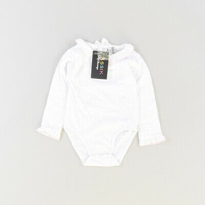 Camiseta body color Blanco marca Charanga 12 Meses  510848