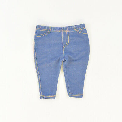 Leggins color Denim oscuro marca Early days 3 Meses
