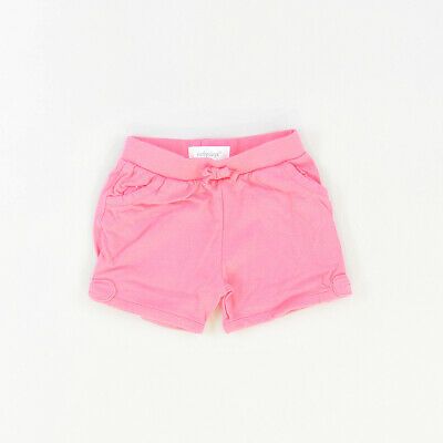 Shorts color Rosa marca Early days 6 Meses